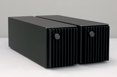 The Crimson 640E-III Amplifiers