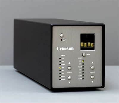 The Crimson 710 Preamplifier