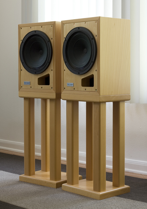 The Tocaro 40D Loudspeaker